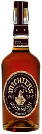 Michters Sour Mash Whiskey Small Batch Us1